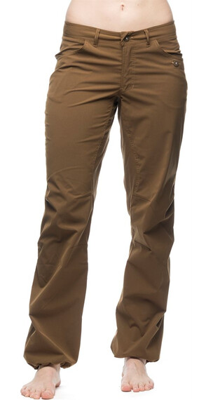 Houdini W's Thrill Twill Pants Root Brown